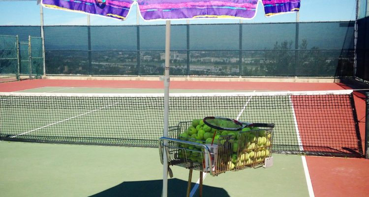 Shopping Cart Tennis